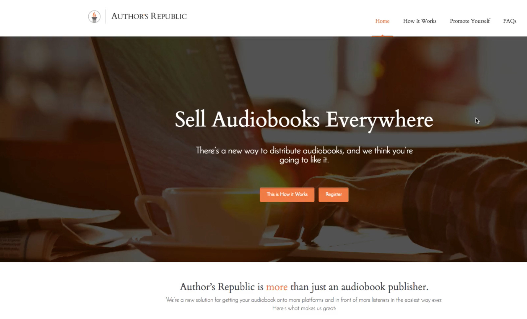 Sell Your Audiobook