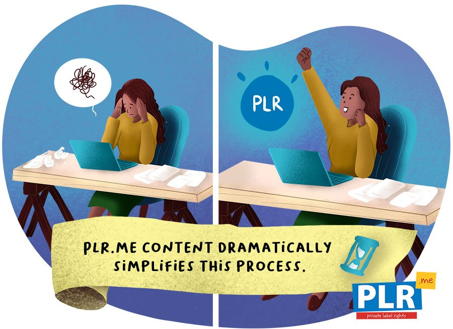 Is PLR Content a Waste of Time?