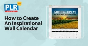 How to Create An Inspirational Wall Calendar