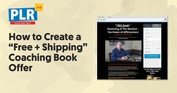 How to Create a Free Plus Shipping Coaching Book Offer