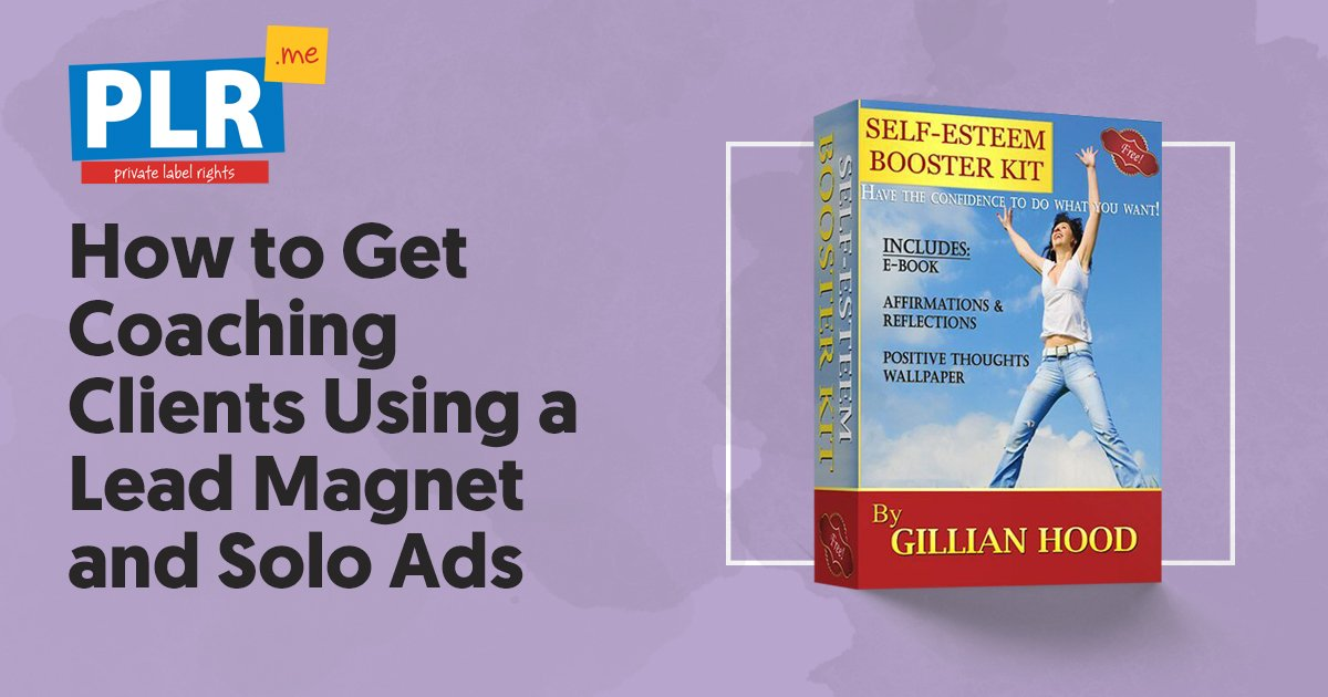 How To Get Coaching Clients Using A Lead Magnet Solo Ads