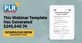 Ultimate Fill-In-The-Blank Webinar Template For Coaches