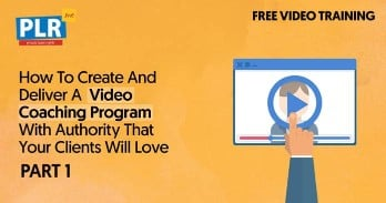 How to Create a Video Coaching Program That Your Clients Will Love (Part 1)