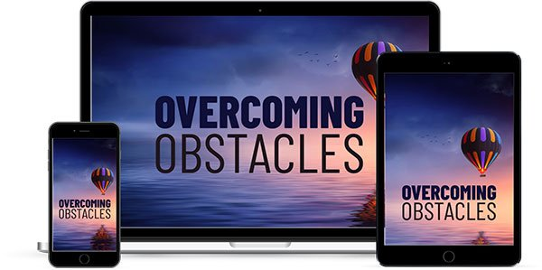 Overcoming Obstacles PLR Course