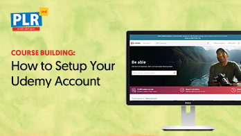 How to Setup Your Udemy Account and Profile