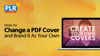 How to Change or Replace the Cover of a PDF for Free