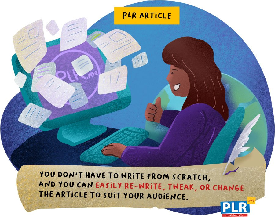 What is a PLR Article?