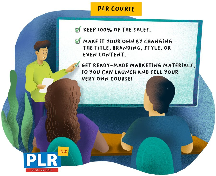 What is a PLR Course?