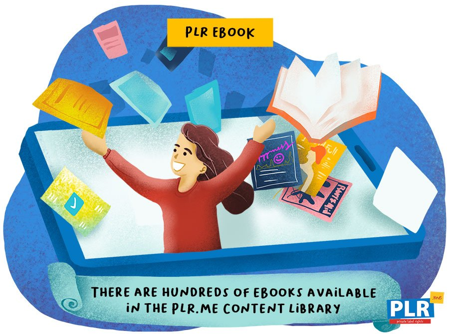 What is a PLR eBook?